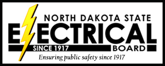 North Dakota State Electrical Board Electrician S License